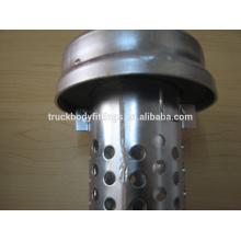 Tapón de combustible antisifón, tapa de combustible antirrobo, tapa del tanque de combustible del camión