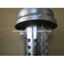 Anti siphon fuel cap, anti theft fuel cap,truck fuel tank cap