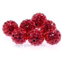 6MM 8MM 10MM pierres précieuses perles pour faire des Bracelets Shamballa Bracelet