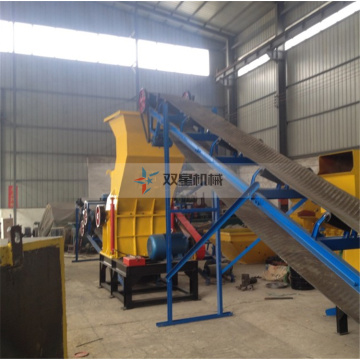 Scrap Steel Crusher Crushing Equipment en vente