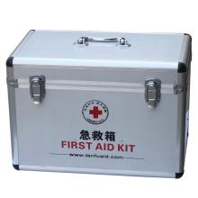 Étui professionnel de premiers secours 2 couches