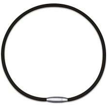 Silicone Rubber Cord and Magnetic Clasp for Softball