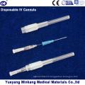 Boîte jetable médicale Type IV Canule