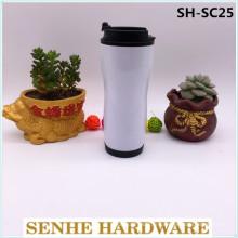 201 Tasses à café en acier inoxydable (SH-SC25)