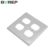 YGC-002 venda Quente personalizado placas de parede elétrica GFCI