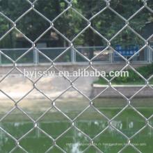 La meilleure clôture de lien de chaîne de qualité par poids de m2