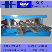High-Speed Guardrail Roll Forming Machine