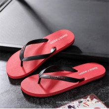 Hot Sale Unisex Sports Casual Soft and Comfortable Flip Flops Beach Shoes for Men