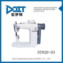 DT820-D3 3 MACHINE INDUSTRIELLE DE COUTURE DE LIT DE POSTE D'AIGUILLE DOUBLE AUTOMATIQUE POUR LA FABRICATION DE CHAUSSURE