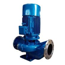 Pompe à eau centrifuge verticale de turbine d'aspiration simple de série