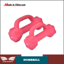 Neoprene Dipping Dumbbells with Handle Fitness Dumbbells Set