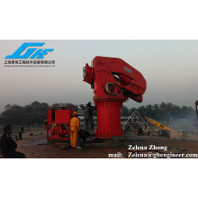 Knuckle Telescopic Jib Crane