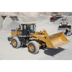 SEM SEM659C Traktor dengan Front End Wheel Loader