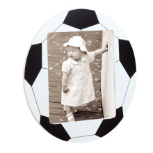 Football Wooden Photo Frame for Home Deco