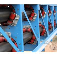 Ske Material Handling Curve Belt Conveyor Pipe Conveyor