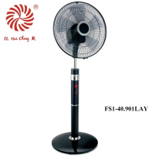 360 Degree Oscillation Electric Fan with LED Display