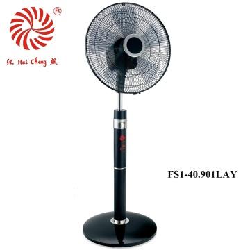 """16 """"Standfächer mit 360 Grad Oszillation und LED-Licht"""