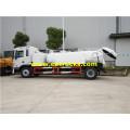 JAC 5cbm 4x2 Fecal Suction Trucks
