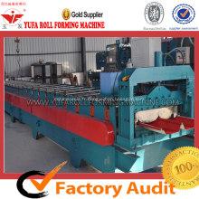 Machine hydraulique de courbure de panneau de toit