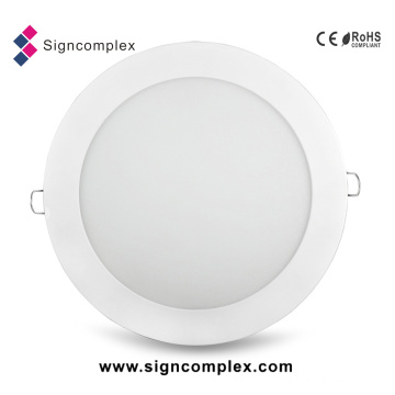 China Ugr<19 Slim 2835SMD 6inch 18W LED Recessed Downlight