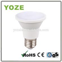 Low Cost LED PAR Lamp PAR20 120 Degree 9W LED Spotlight