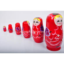Custom Russian Nesting Dolls World Cup 2018