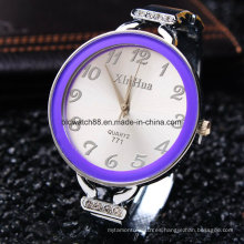 Brazalete del reloj del brazalete de las mujeres de la venta caliente