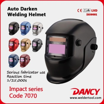 factory price hot sell frosted auto darkening filter welding helmet