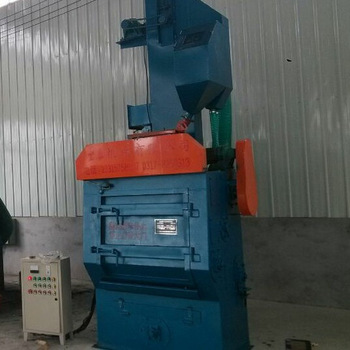 Tumble Belt type shot blasting machine