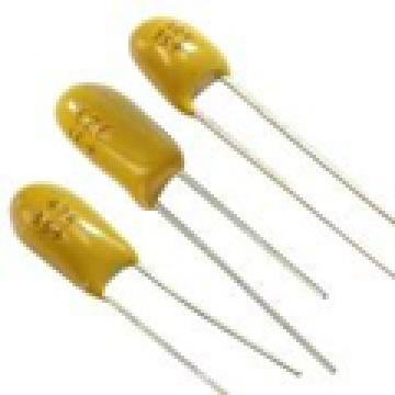 4.7UF 16V Radial Tantalum Capacitor