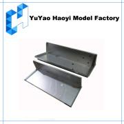 Protótipo de fabricação de chapas metálicas