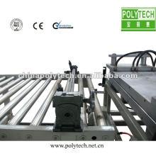 Línea de extrusión de cartón WPC Co-extrusion Foamed Wide