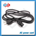 3 Prong Laptop USA 14AWG Шнур питания