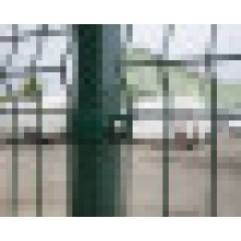 Curved Welded Wire Mesh Panel