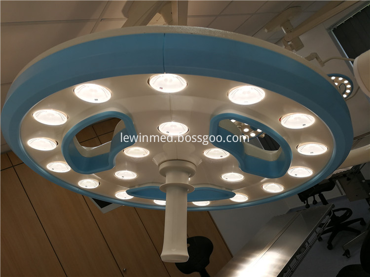 hollow surgical Lamp