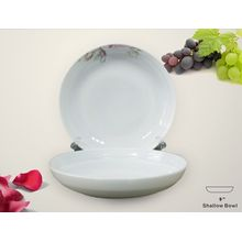 Glass Saucer Vinegar Saucer Seasoning Saucer