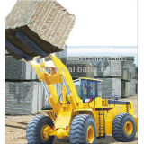 With ISO,TJK-737 Machine for 37 ton Block Handling Wheel Loader