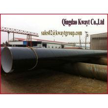 Китайский API 5L FBE покрытие стальной трубы для нефтегазового трубопровода
