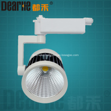 30w led track light 2100-2200lm AC110V AC90-265V 3000-6000K Size 228*215*168mm high bright led light