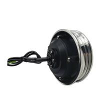 alto diseño de vehículo eléctrico 48v 350w motor de eje personalizado
