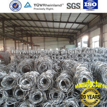 Slope stabilization mesh system, slope stabilization from factory