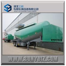 25cbm 28cbm 30cbm 2 Achsen Bulk Zement Tanker Anhänger