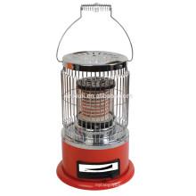new slider switch ceramic heater 2000W round ceramic radiant heater ceramic infrared heater