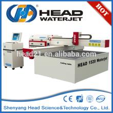 Waterjet cutting price máquinas de chorro de agua precio