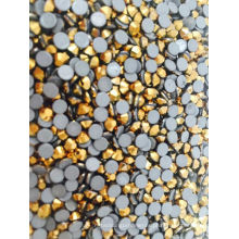 Strass Dourado Hot Ss16
