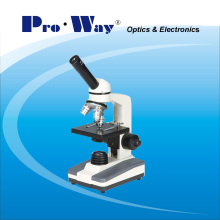 High Quality Monocular Education Biological Microscope (PW-F6)