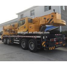 2017 QY50KA используется автокран 50т мини-грузовик установленный кран