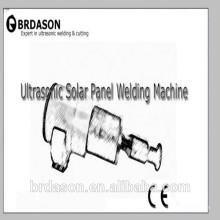 máquina de soldadura ultra-sônica da folha solar