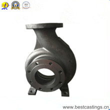 Hohe Qualität OEM Custom Gusseisen Pumpenteil