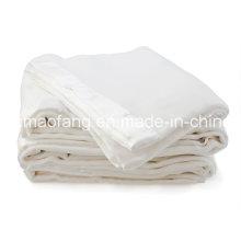 Равнина сплетенный бамбук одеяло (NMQ-BB006)